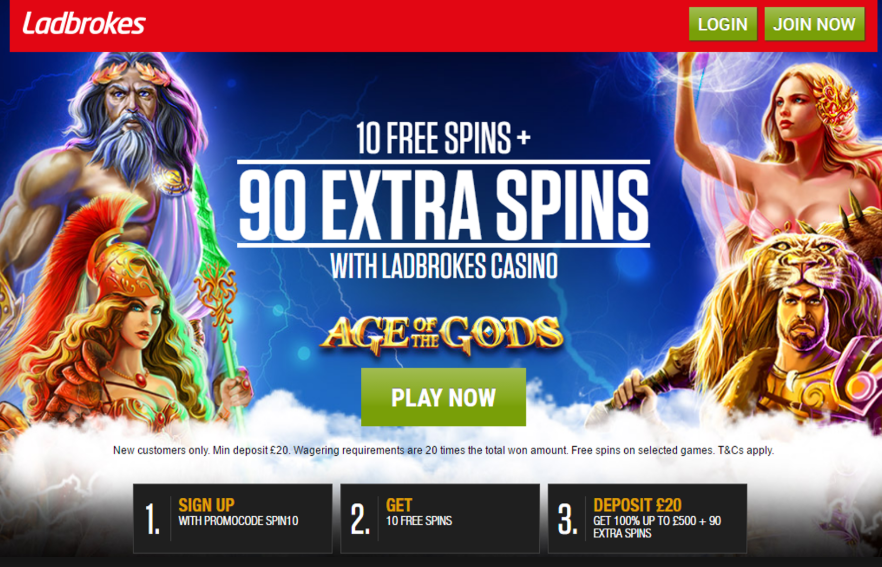 Ladbrokes Promo Code 2020 for UK players