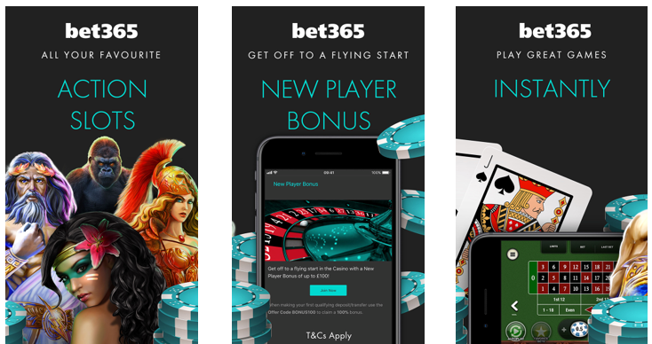 Bet365 Sports Offers 2019
