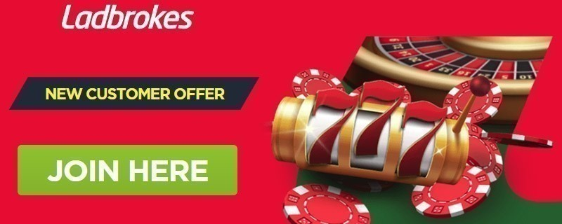 ladbrokes casino welcome offer