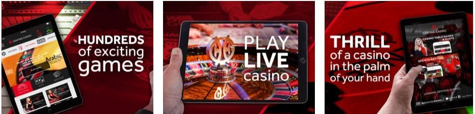genting bet mobile casino