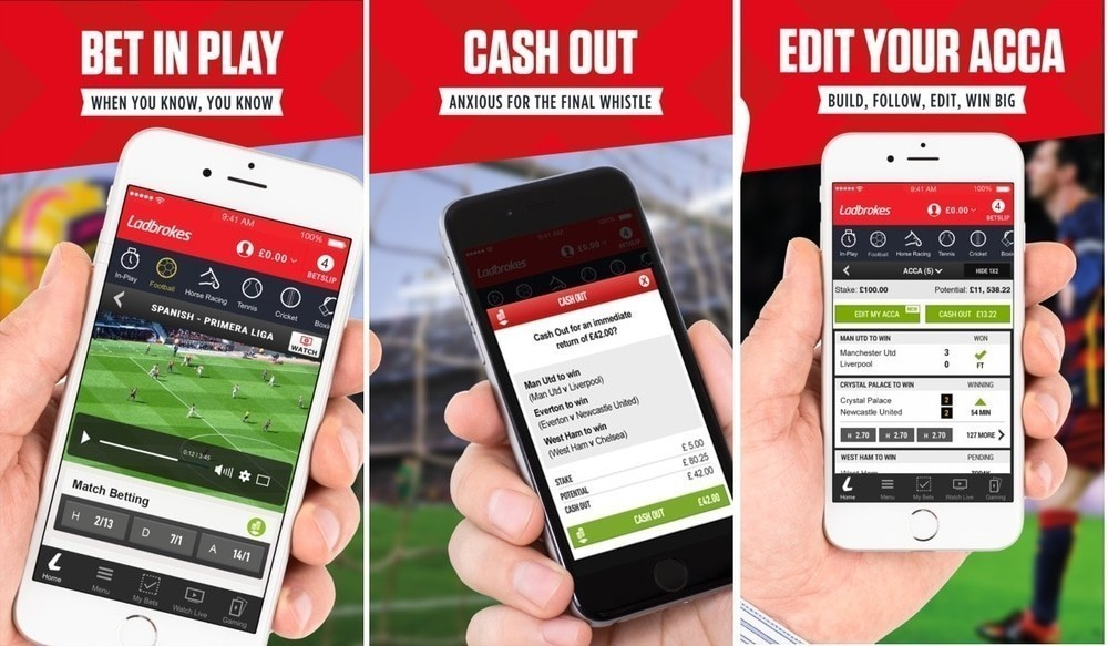 Ladbrokes Promo Code for Mobile Users